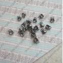 Калотты 5мм черный никель 10 шт