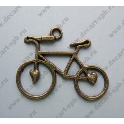 "Подвеска ""велосипед"" 25х31 мм"
