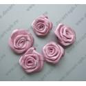 Цветы пришевные Роза розовато-лиловый 1,9 см
