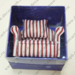 Кресло ткань 8,2х8см