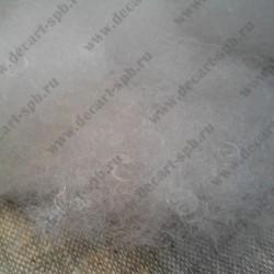 Синтепух, белый, 100% полиэфир, 100 гр.