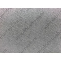 Фетр 20 Х 30 см толщина 1мм чистый белый