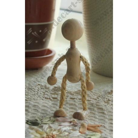 Заготовка для куклы 11см