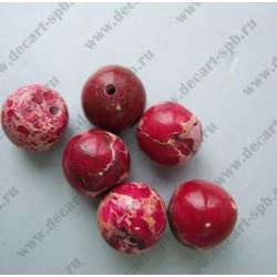 Варисцит малиновый 10 мм